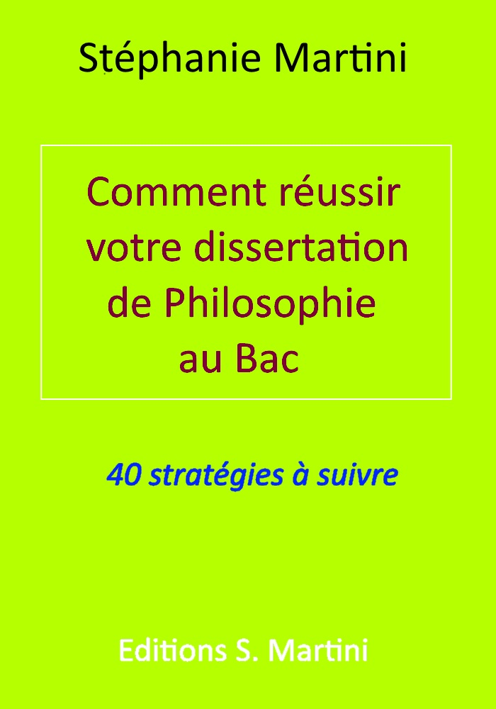 Art philosophie dissertation